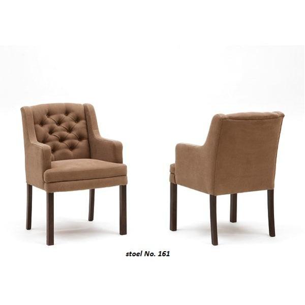 Koopmans no 161 eetkamerstoel meertens meubelen for Eetkamerstoel fauteuil