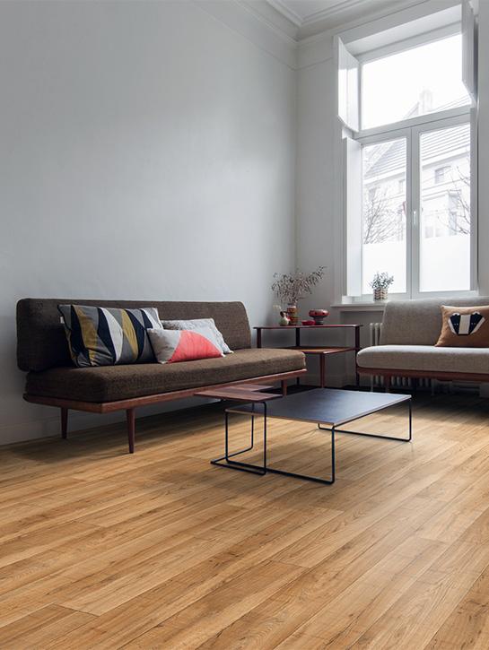 Interfloor carbon wood vinyl