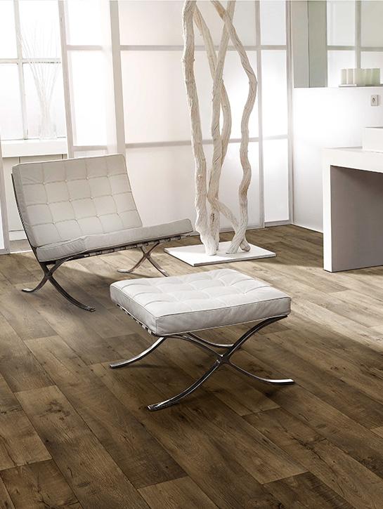 Interfloor dynamic wood vinyl