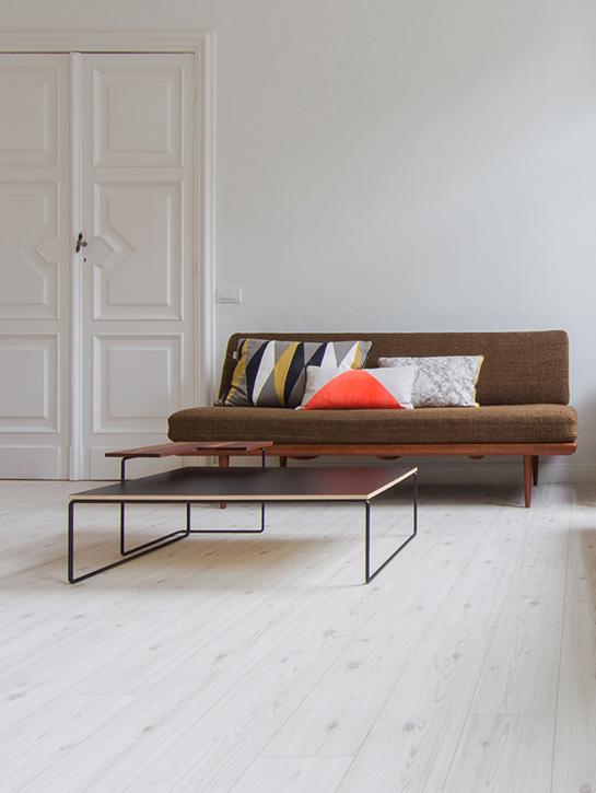 Interfloor exponent wood vinyl