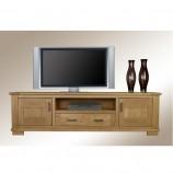 Kentucky XXL tv-dressoir - extra groot, massief houten tv-meubel