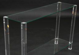 BOR-Design The Hague console glas