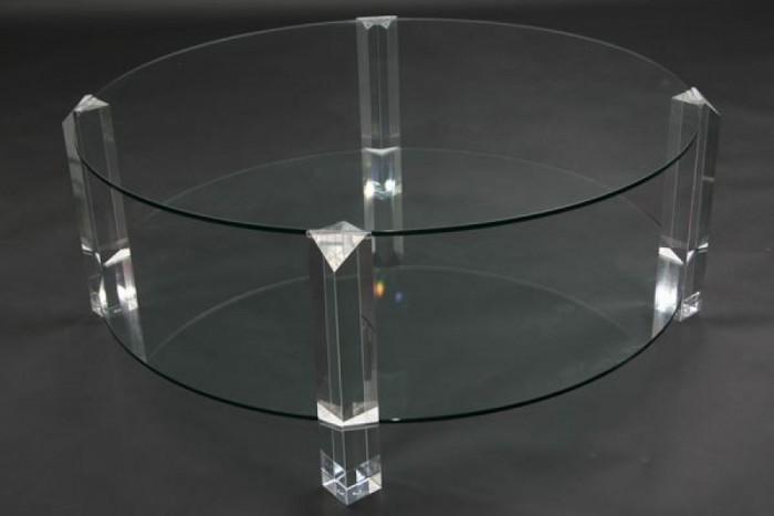 BOR-Design The Hague salontafel rond