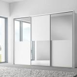 Nolte Basic garderobekast 3-deurs