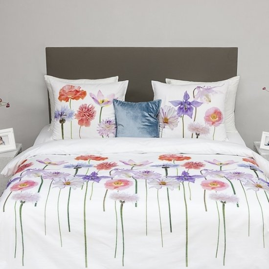 HNL Pure Cotton dekbedovertrek Bouquet