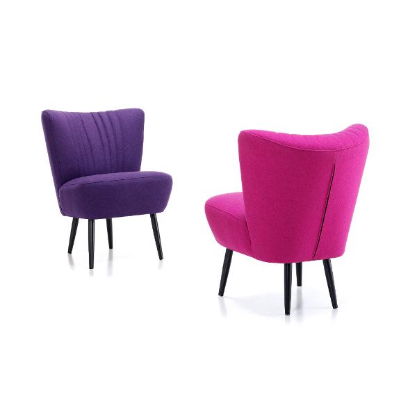Bree's New World Kek fauteuil