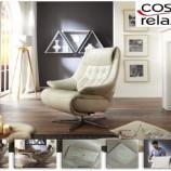 Hukla Cosy Relax Art relaxfauteuil - met hartbalanspositie