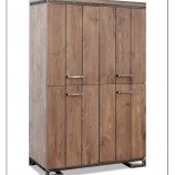 Koopmans no. 1103 salonkast - dichte kast met stoere, industriële details