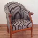 De Leeuw fauteuil Miriam