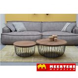 Brix coffee table set Eva