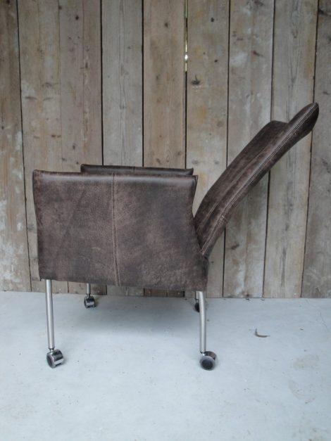 HE Design Mixx eetkamerstoel met verstelbare rug
