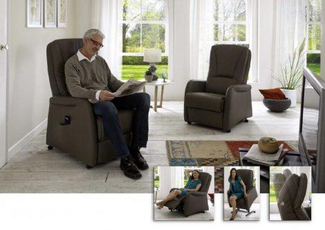 Hukla AP02 sta-op fauteuil