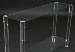 BOR-Design The Hague console glas