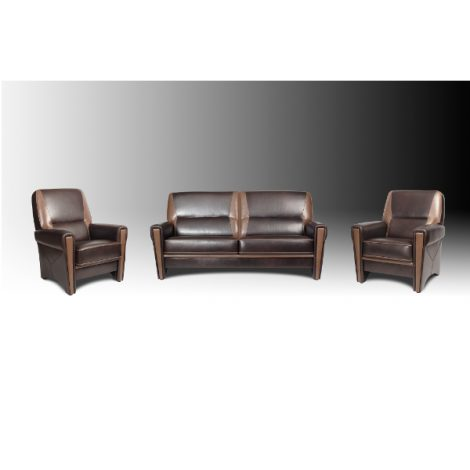 D-Style Fiorentina bank en fauteuil
