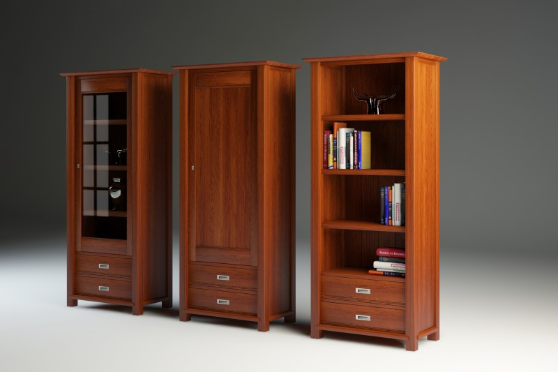 Bannink Bary boekenkast