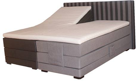 Intertras boxspring Eckselson elektrisch