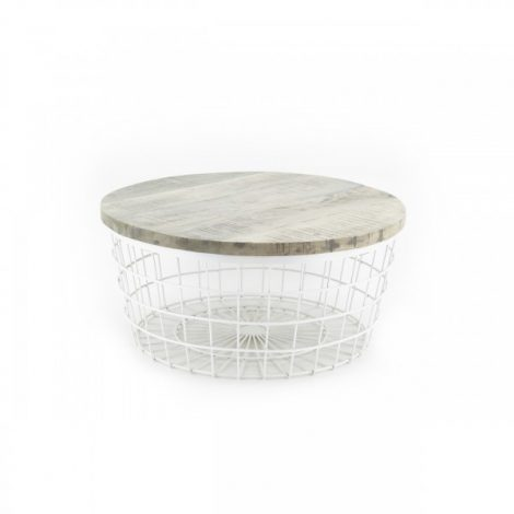 By-Boo coffee table New Glory wit