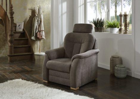 Polipol Queenline fauteuil - speciale binnenvering voor senioren