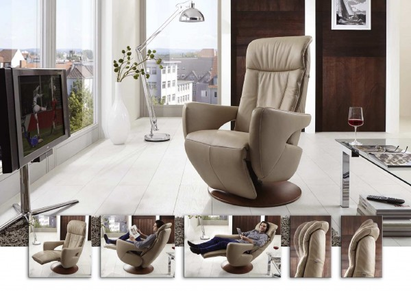 Hukla My Canyon sta-op fauteuil