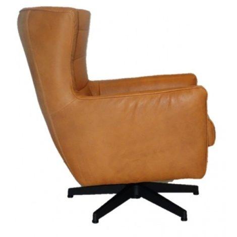 HE Design Carmelo draaifauteuil - vintage design draaifauteuil