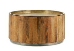 By-Boo coffee table Tub copper