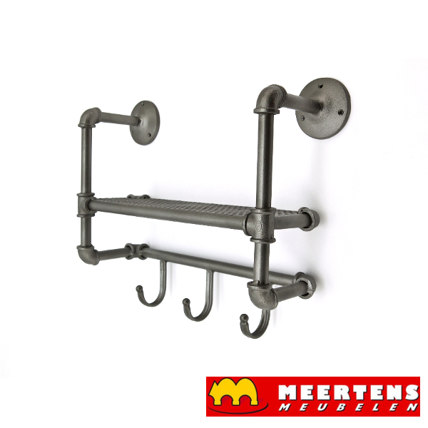 By-Boo coat rack full metal jacket