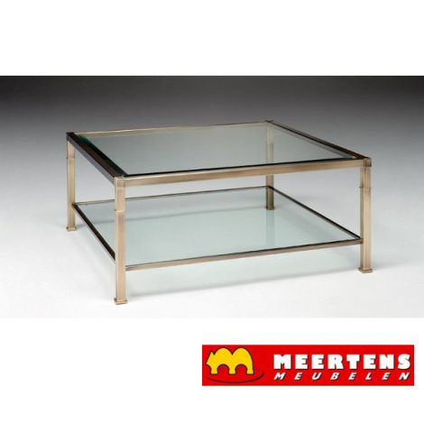 Salontafel Messing En Glas.Select Design Salontafel Dundee