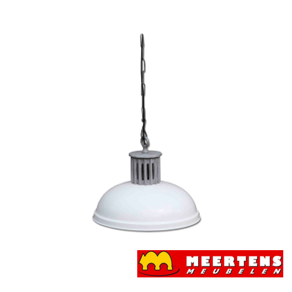 By-Boo lamp Iron Groove White