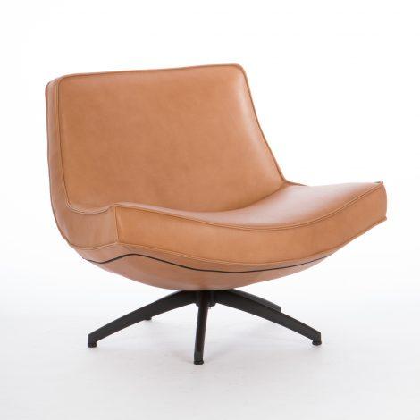 fauteuil-cognac